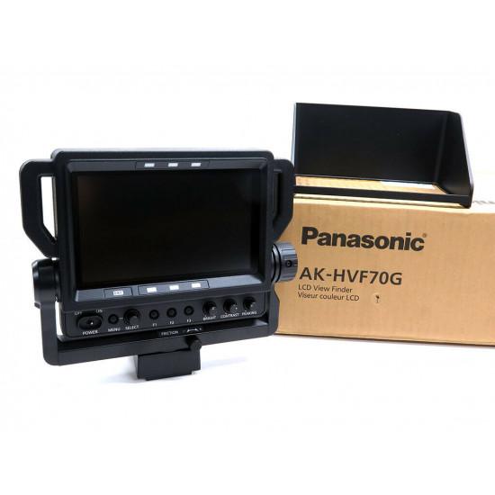 """7"""" цветной ЖК-видоискатель Panasonic AK-HVF70G"""