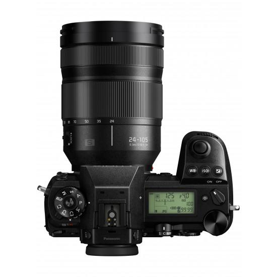 Digital Camera Panasonic LUMIX S DC-S1RMEE-K Kit 24-105mm