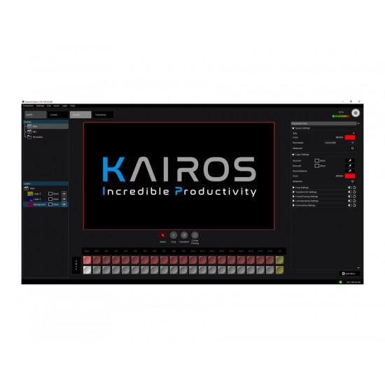 KAIROS Creator (Графический интерфейс управления) Panasonic AT-SFC10