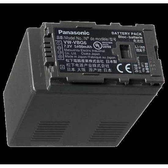 Battery Original Panasonic VW-VBG6E-K