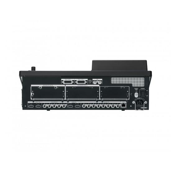 4K video switcher Panasonic AV-UHS500