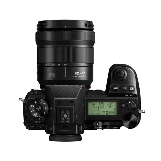 Digital Camera Panasonic LUMIX S DC-S1KEE-K Kit 20-60mm
