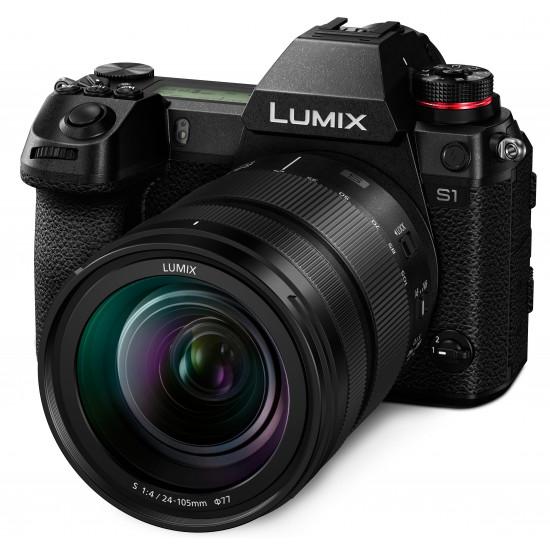 Digital Camera Panasonic LUMIX S DC-S1MEE-K Kit 24-105mm