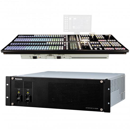 2ME mixer Panasonic AV-HS6000